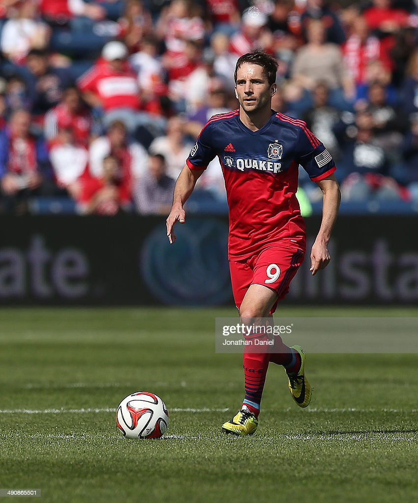 New England Revolution v Chicago Fire : News Photo