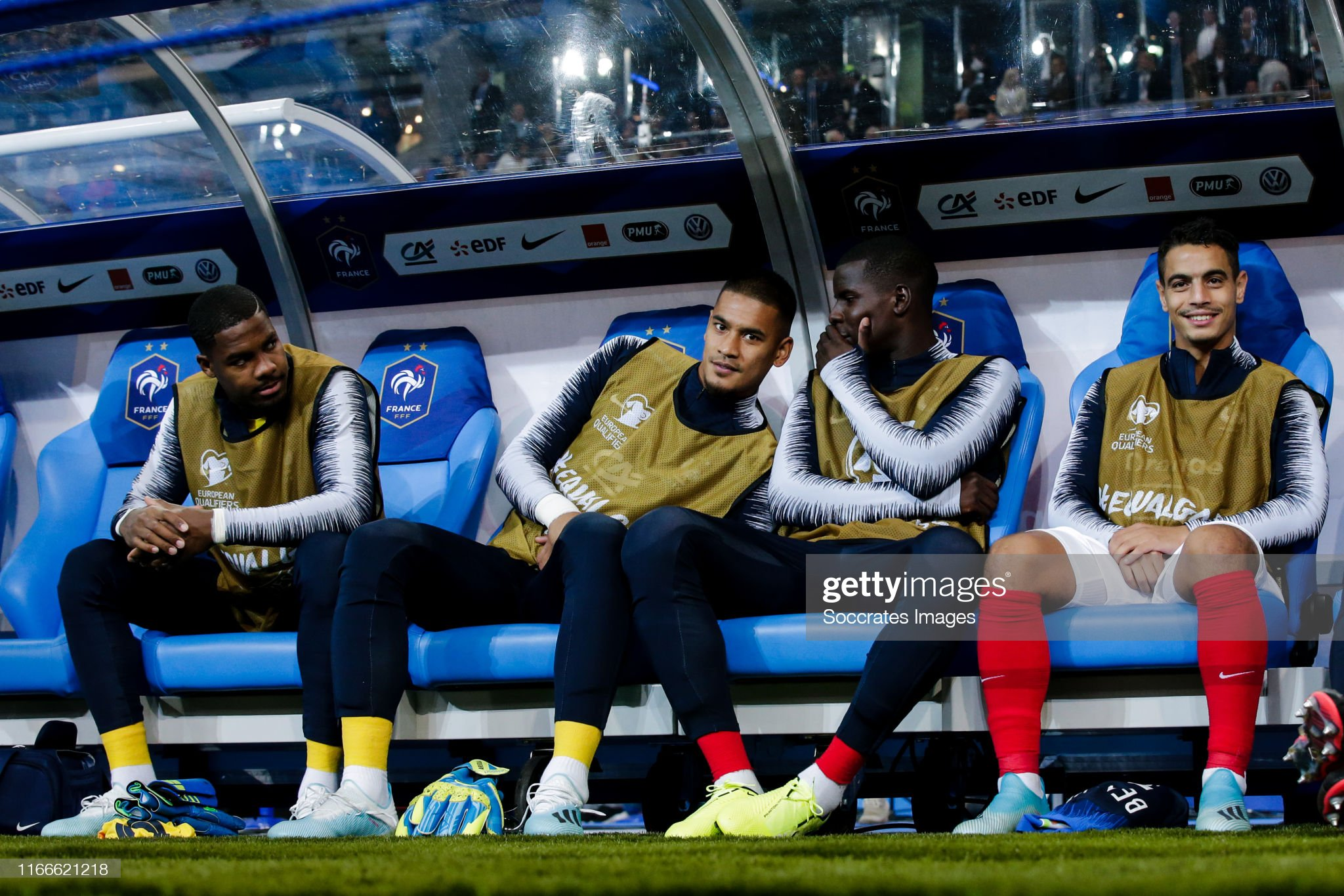 France v Albania -EURO Qualifier : News Photo