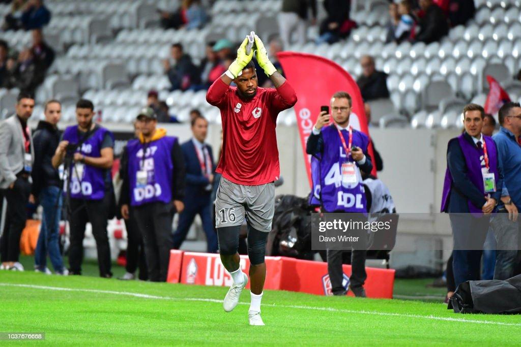 Lille v Nantes - Ligue 1