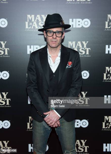 Mike Marsh attends HBO's 'May It Last A Portrait of The Avett Brothers' NYC premiere on January 24 2018 in New York City