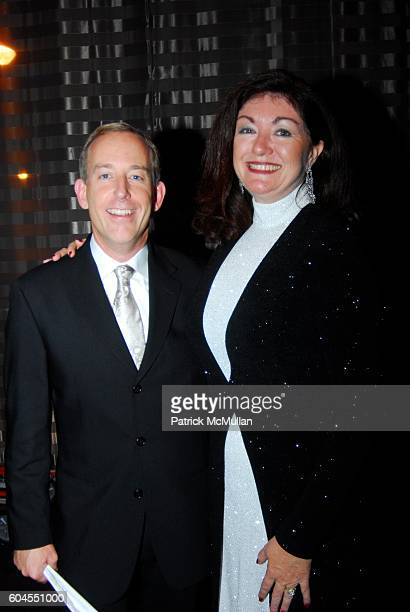 Mike Marshall and Michaela Abrams attend The San Francisco Champagne Sparkling Wine Tasting and Auction SPARKLE SF a benefit for Under One Roof at St...