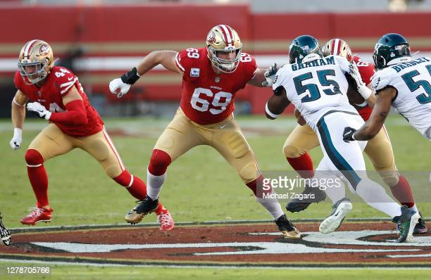 MIKE MCGLINCHEY SAN FRANCISCO 49ERS 8X10 SPORTS ACTION PHOTO MM