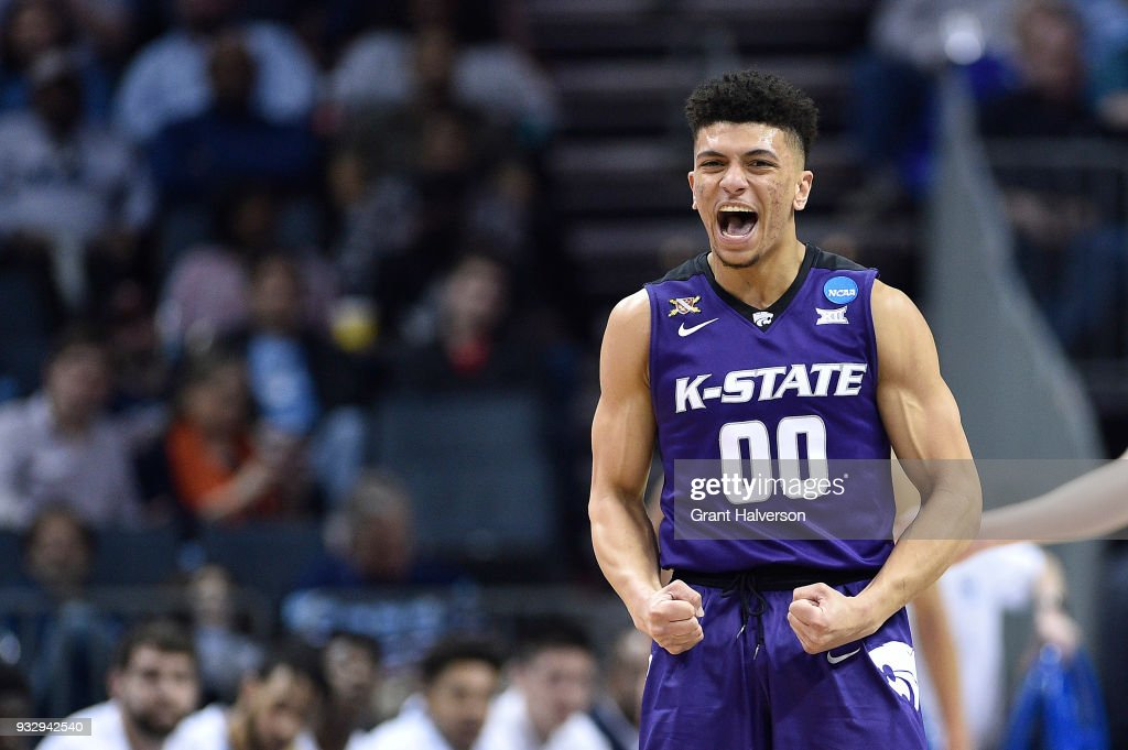 NCAA Basketball Tournament - First Round - Charlotte : News Photo