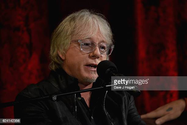 Mike Mills attends the 25th anniversary of REM's album 'Out Of Time' album at Borderline on November 18 2016 in London England