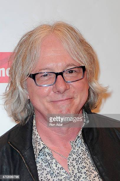 Mike Mills of REM attends the Food Bank For New York City's 2015 Can Do Awards Dinner Gala at Cipriani Wall Street on April 21 2015 in New York City
