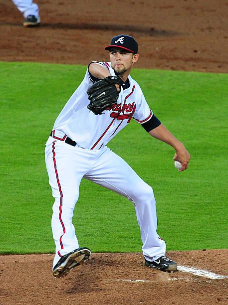 Mike Minor of the Atlanta Braves