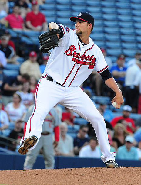 Mike Minor of the Atlanta Braves