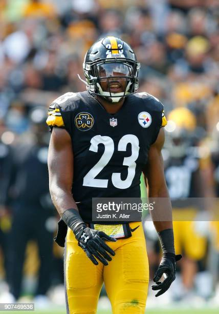 Mike Mitchell of the Pittsburgh Steelers in action against the Minnesota Vikings on September 17 2017 at Heinz Field in Pittsburgh Pennsylvania