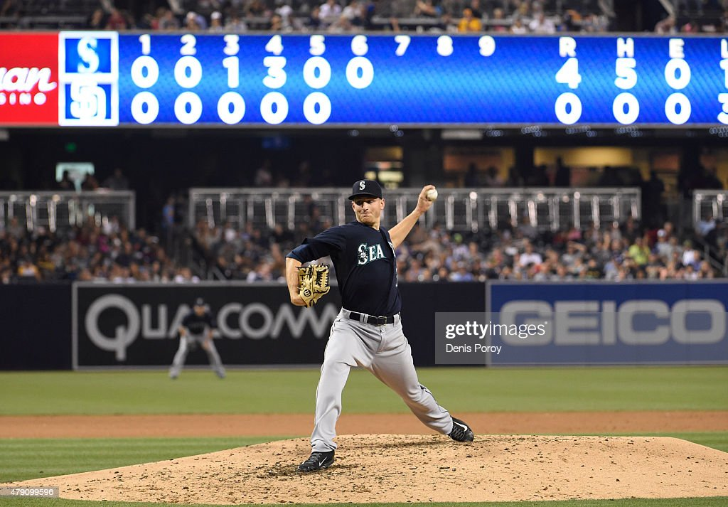 Seattle Mariners v San Diego Padres : News Photo