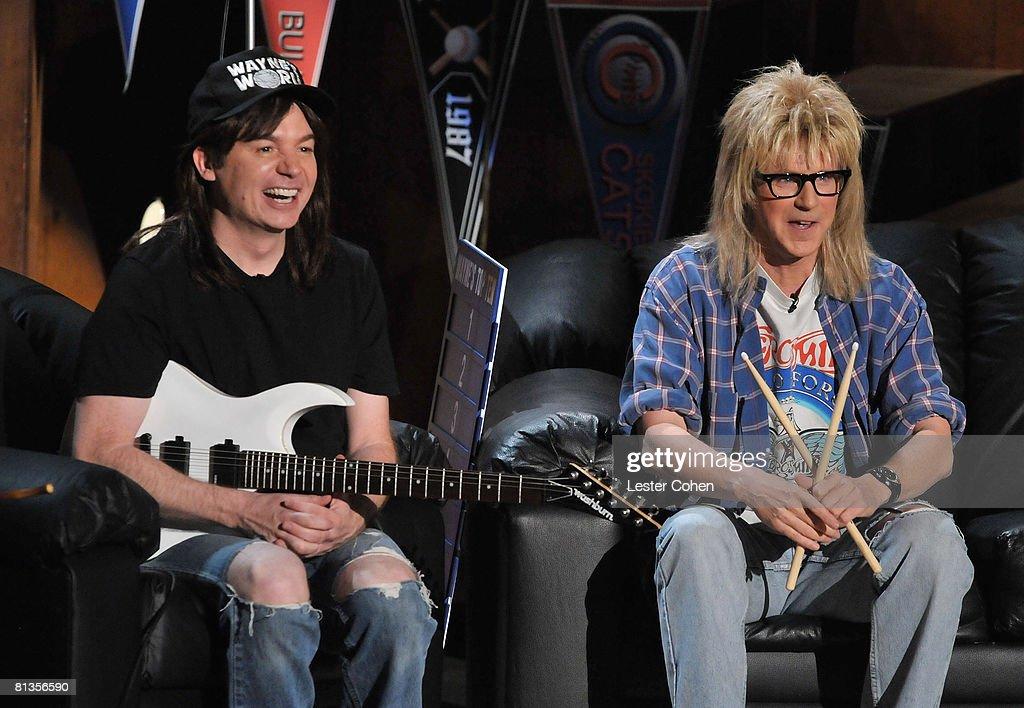 2008 MTV Movie Awards - Show : News Photo