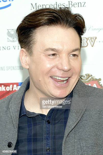 Mike Myers attends the screening of 'Supermensch' during the Napa Valley Film Festival on November 13 2014 in Napa California