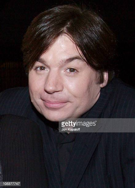 Mike Myers during DreamWorks Celebrates The DVD Release of Shrek 2 at Spago in Beverly Hills California United States
