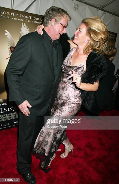 Mike Nichols Director and Executive Producer and Emma Thompson