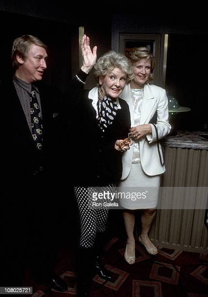 Mike Nichols Elaine Stritch and Margaret Whiting