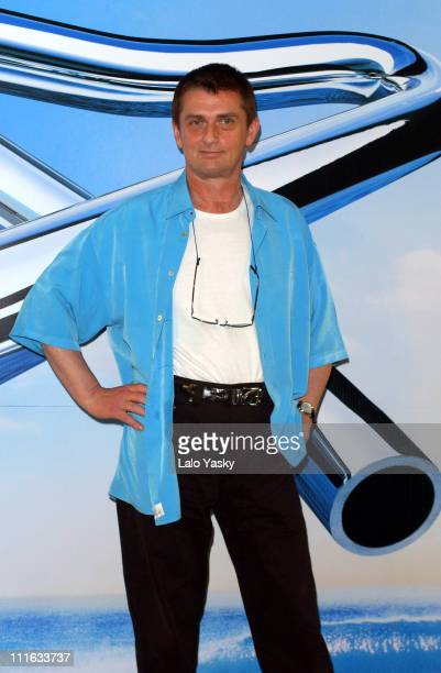 Mike Oldfield during Mike Oldfield Presents Tubular Bells 2003 Special 30th Anniversary Edition at Duque de Pastrana Palace in Madrid Spain