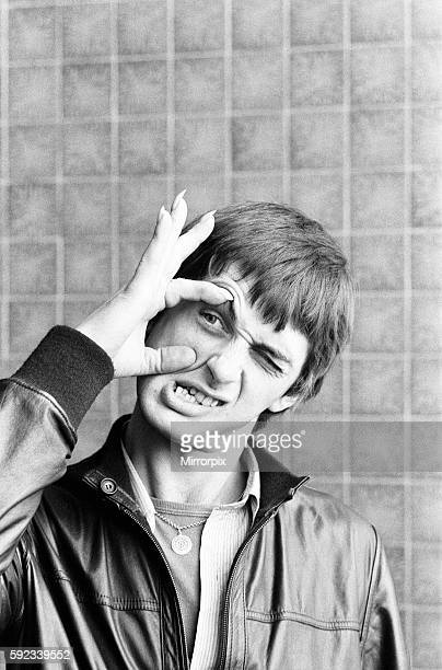 Mike Oldfield musician and composer 13th November 1978