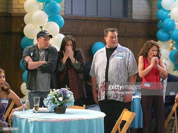 Mike O'Malley Liza Snyder Billy Gardell and Jean Louisa Kelly At Jimmy and Kim's high school reunion Jimmy's title of coolest guy is threatened by...