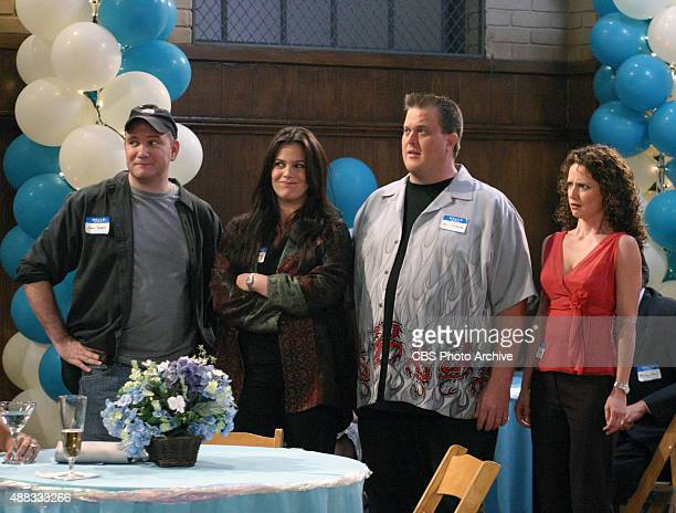 Mike O'Malley Liza Snyder Billy Gardell Jean Louisa Kelly At Jimmy and Kim's high school reunion Jimmy's title of coolest guy is threatened by Greg...