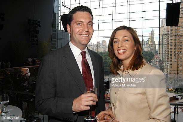 Mike O'Neill and Terry Rogers attend ZECKENDORF DEVELOPMENT HOST BILLION DOLLAR BASH for FIFTEEN CENTRAL PARK WEST at Jazz at Lincoln Center on June...