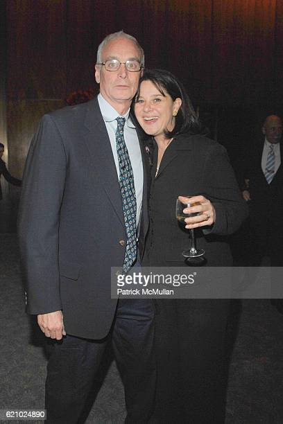 Mike O'Shea and Christie Emden attend PARADE Magazine and THE DOUBLEDAY BROADWAY Publishing Celebrate SENATOR JIM WEBB's New Publication A Time To...