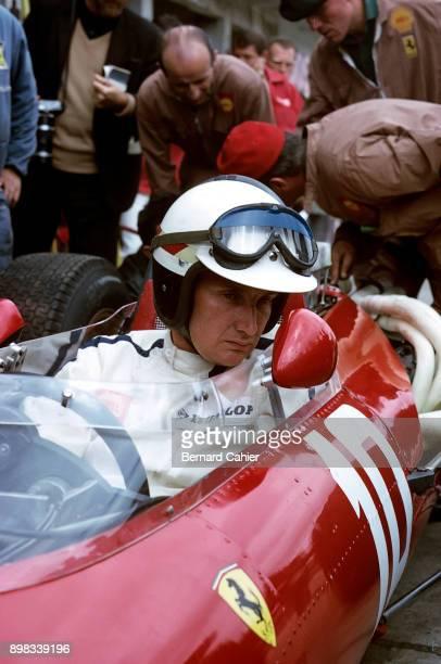 Mike Parkes Ferrari 312 Grand Prix of Germany Nurburgring 07 August 1966
