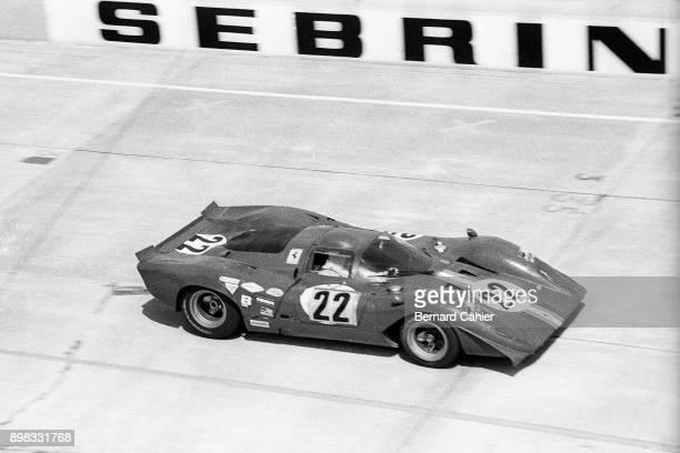 Mike Parkes Ferrari 312P Coupé Grand Prix of the United States Watkins Glen International 04 October 1970