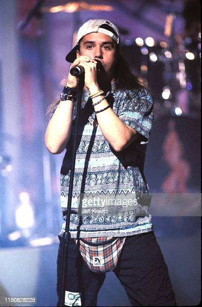 Mike Patton at the 1990 MTV Video Music Awards at in Los Angeles, California.