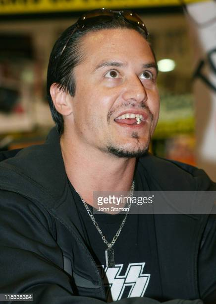 Mike Patton during Tomahawk InStore Signing with Mike Patton June 20 2007 at The Galleries Sydney in Sydney NSW Australia