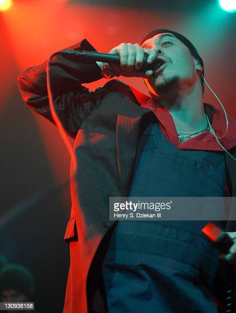 Mike Patton of Peeping Tom during Peeping Tom in Concert at Irving Plaza in New York City - April 9, 2007 at Irving Plaza in New York City, New York,...
