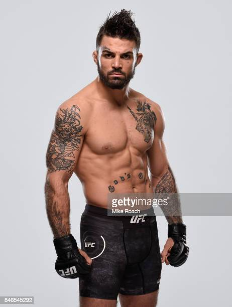 mike perry - photo #17