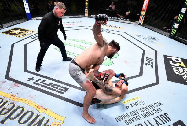 NV: UFC Fight Night Poirier v Hooker