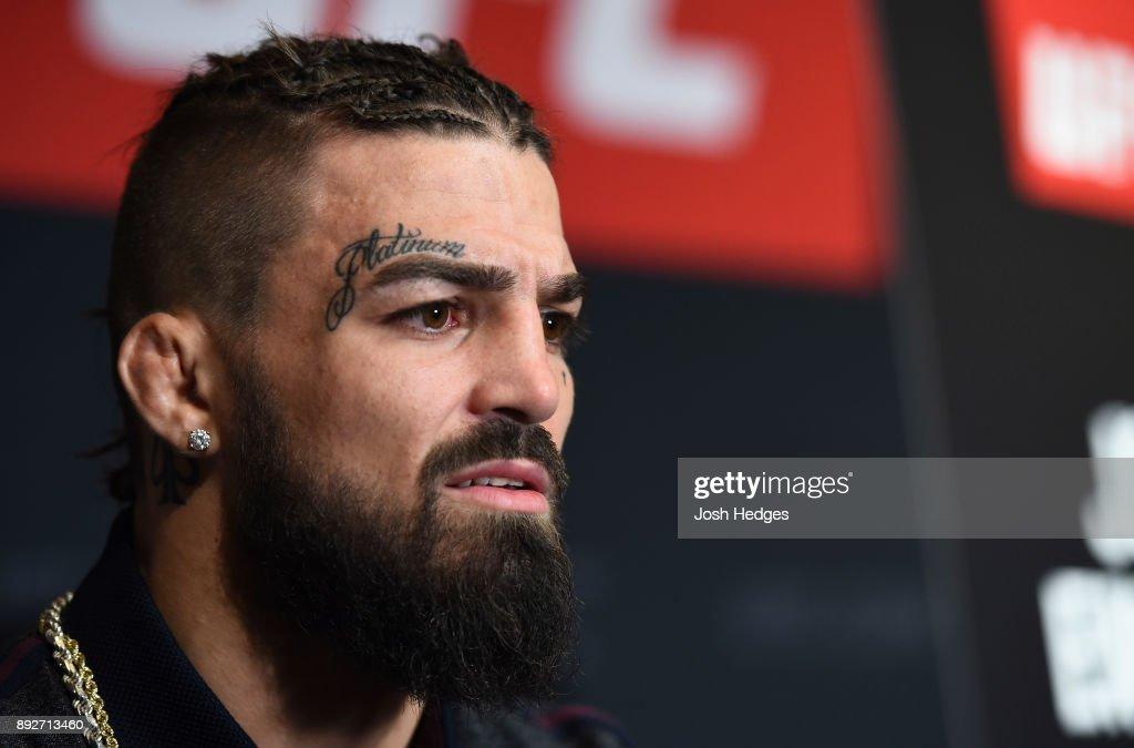 UFC Fight Night: Ultimate Media Day : News Photo