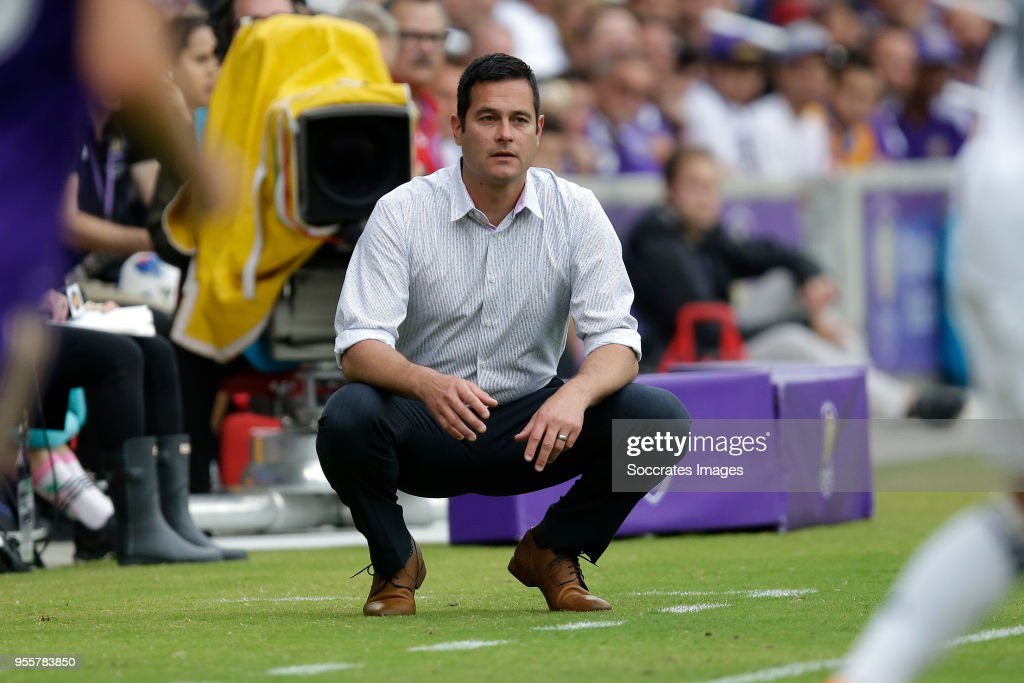 Orlando City v Real Salt Lake : News Photo