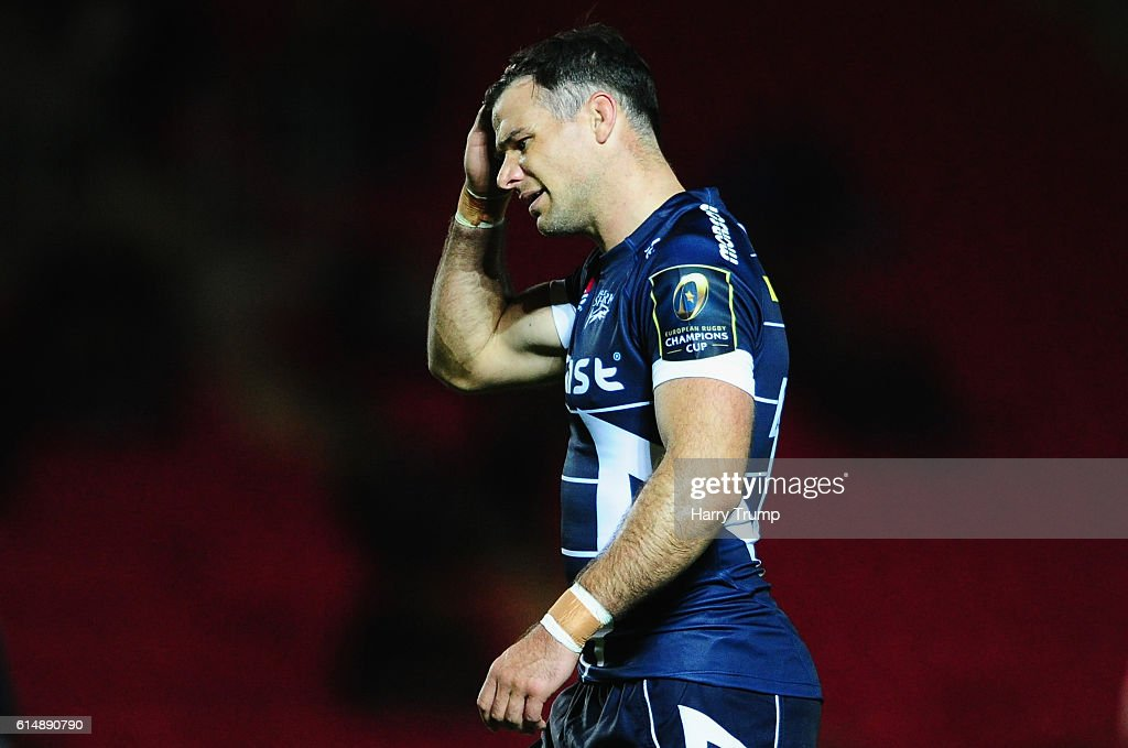 Scarlets v Sale Sharks - European Rugby Champions Cup
