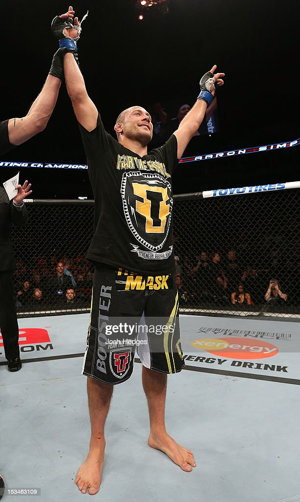 UFC On FX: Browne v Bigfoot