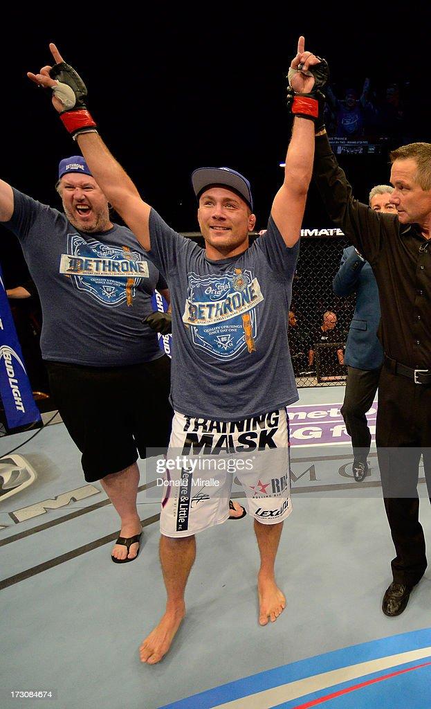 UFC 162: Silva v Weidman