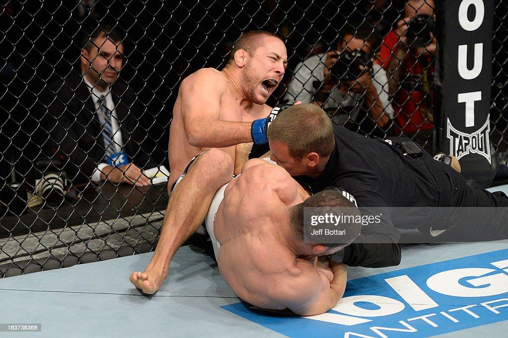 UFC Fight Night: Maia v Shields