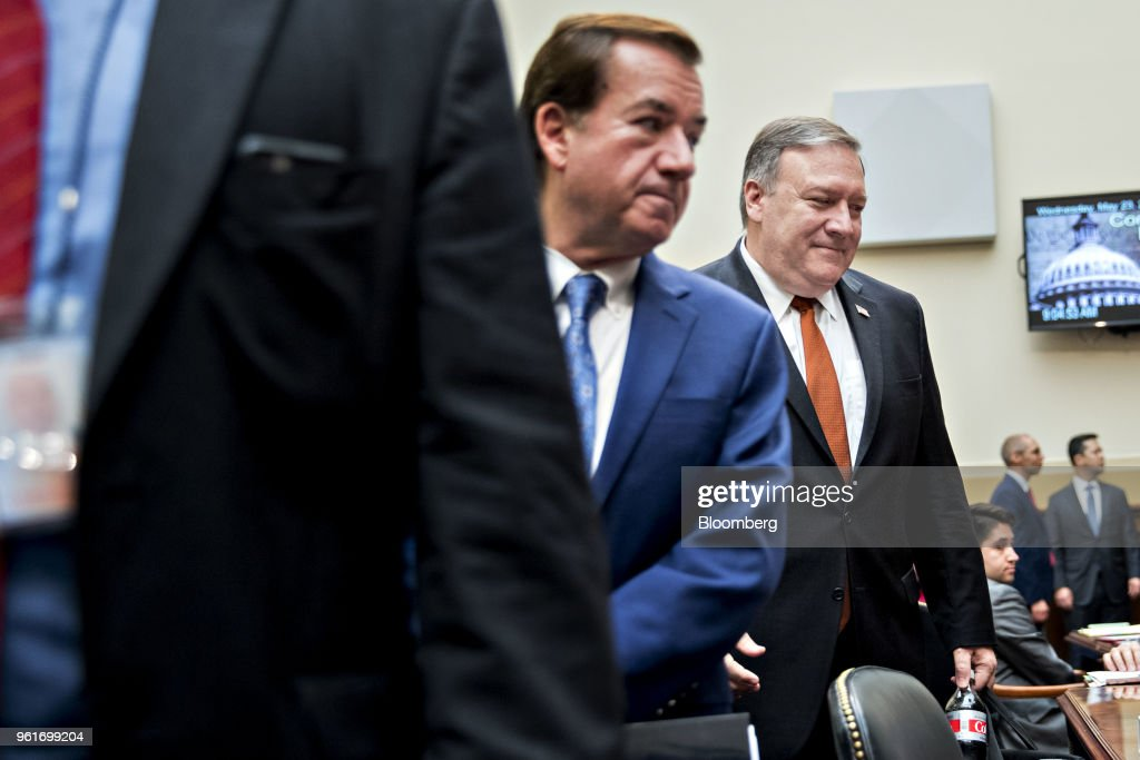 Secretary Of State Mike Pompeo Testifies Before The House Foreign Affairs Committee