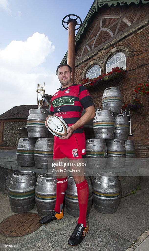 2014/15 Greene King IPA Championship Captains photocall : News Photo