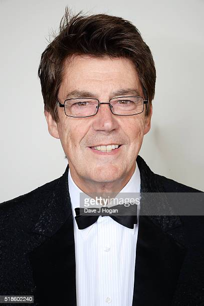 Mike Read attends The Shooting Star Chase Ball at The Dorchester on October 3 2015 in London England