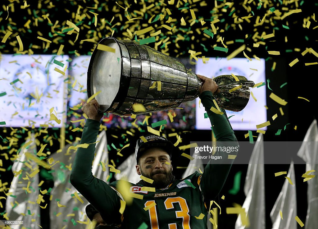 103rd Grey Cup Championship Game : News Photo