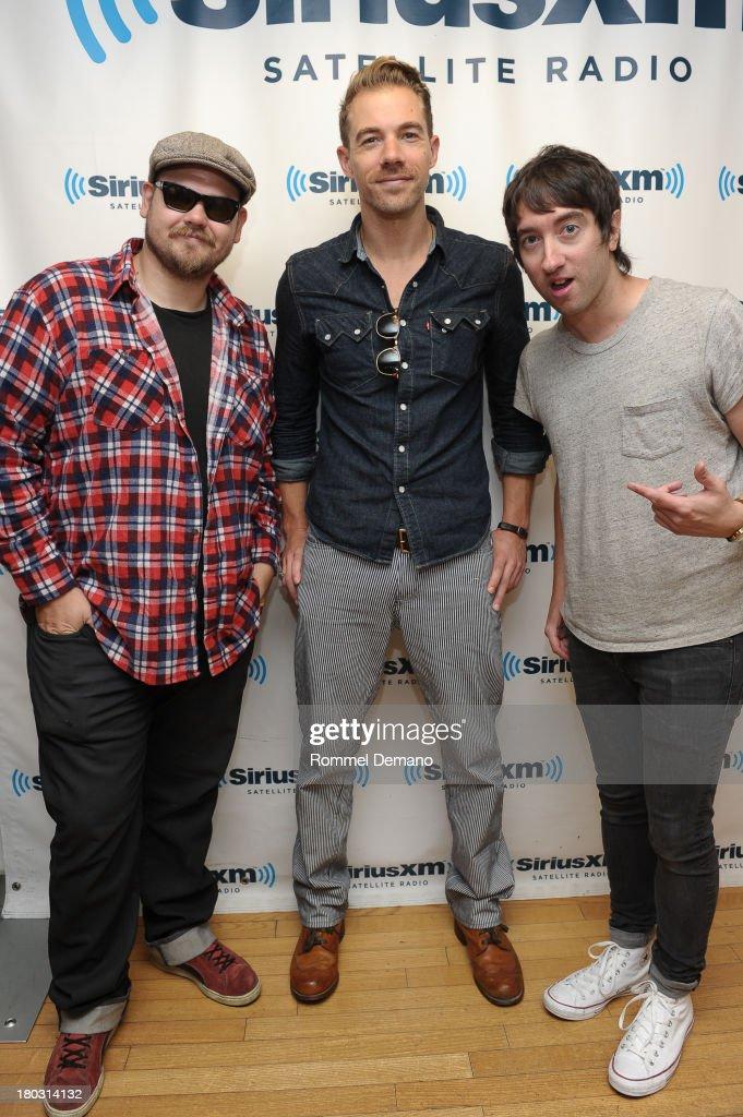 Celebrities Visit SiriusXM Studios - September 11, 2013