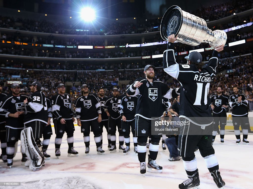 2012 NHL Stanley Cup Final - Game Six : News Photo