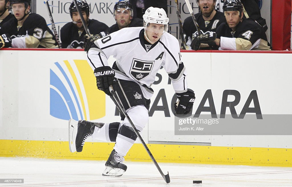 Los Angeles Kings v Pittsburgh Penguins : News Photo