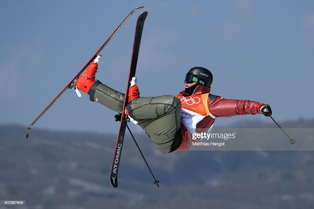 KOR: Freestyle Skiing - Winter Olympics Day 13