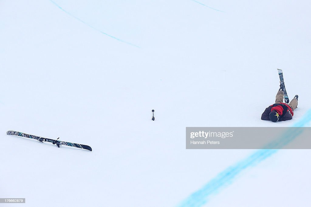Winter Games NZ - Day 3: FIS Freestyle Ski Halfpipe World Cup - Finals