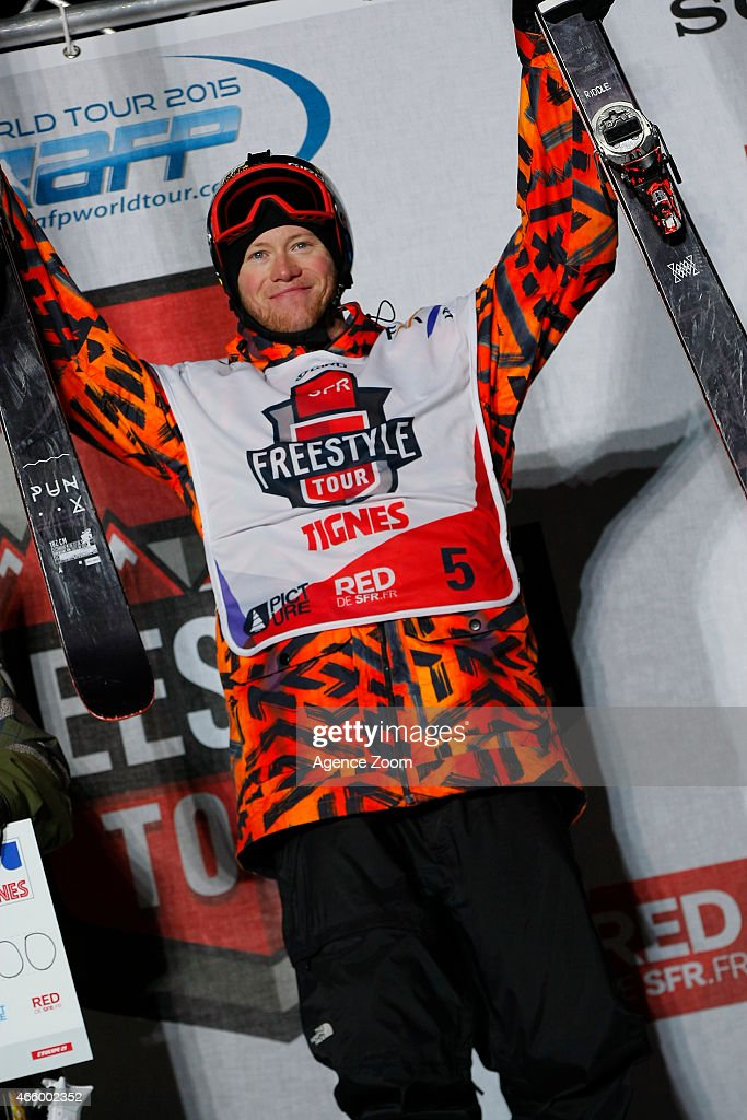 Freestyle Skiing World Cup Halfpipe - Tignes