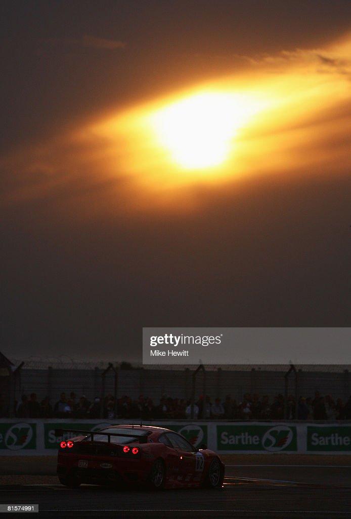Le Mans 24h Race - Race : News Photo