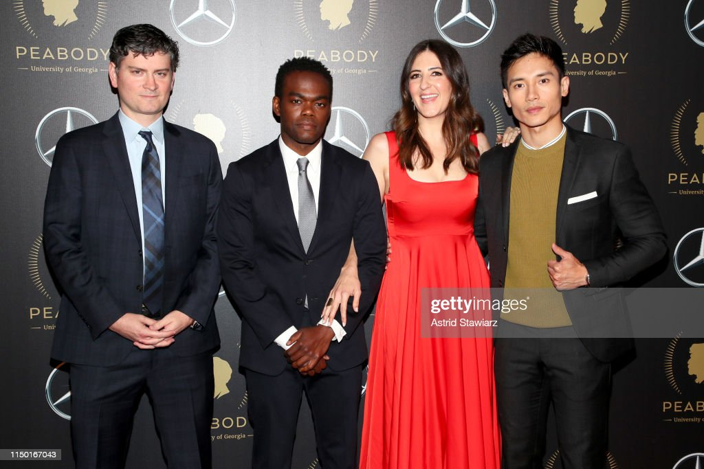 NY: 78th Annual Peabody Awards Ceremony Sponsored By Mercedes-Benz - Red Carpet