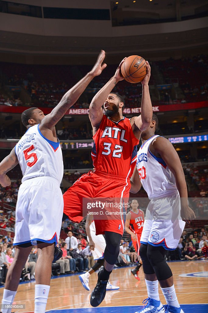 Atlanta Hawks v Philadelphia 76ers